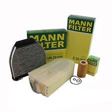 Filter Kit Cabin CUK 29 005 Air C35003 Oil HU7010z Mercedes W212 125kW
