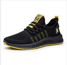 Men's Running Shoes Walking Sports Shoes Casual Breathable Athletic Sneakers