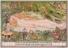 M. Dibdin Spooner MIDSUMMERS NIGHTS DREAM 1929 vintage childrens storybook print