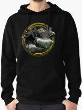 Triumph Trophy Vintage Motorcycle engine Sweatshirt, Hoodie INISHED Productions
