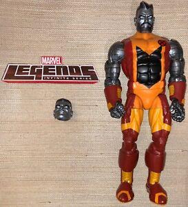 "Marvel Legends X-Men Mutant Warlock BAF Build A Figure Series Colossus 7"""