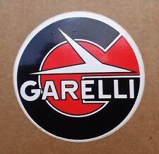 """ADESIVO STICKERS MARCA MOTO """"GARELLI"""" - (ANNI '80) - ORIGINALE - Rarità"""