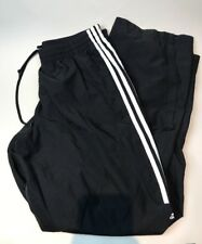 ADIDAS ACTIVE 360 WOMENS BLACK & WHITE POLYESTER ATHLETIC PANTS SIZE M