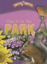 Find It in the Park (Can You Find It?)