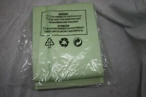 NOS Garry Vacuum Cleaner Bags Size A - 4 Pack NEW