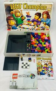 2011 LEGO Champion Game Complete in Great Condition FREE SHIPPING