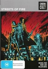 STREETS OF FIRE DVD [New/Sealed]