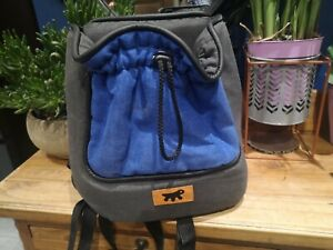 Ferplast Trip 1 ZAINO Rucksack PUPPY & Dog Carrier Bag, NEW with  TAGS
