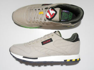 Reebok Ghostbusters Classic Shoes Casual Sneakers 10 Limited New