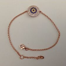 Cubic Zirconia Chain/Link Costume Bracelets