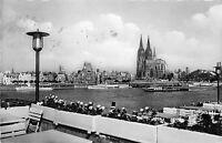 BG28567 koln am rhein sunner terrasse ship bateaux germany  CPSM 14x9cm