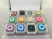 Apple Ipod Shuffle 4. Generation 2GB - diverse Farben- Versiegelt NEU Sealed NEW