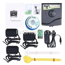 Underground Waterproof Shock Collar Electric Dog Fence Fencing System for 3 dogs