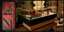 Thorens TD 165 166 MK II MK 2 NEW JnB Audio Turntable Dust Cover =2 Week Build=