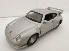 1/43  PORSCHE 911 GT2 COCHE DE METAL SIN CAJA CARARAMA ESCALA SCALE DIECAST