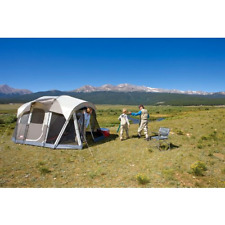 New Coleman WeatherMaster Two Room Tent 6-Person Family Camper Outdoor Canopies