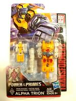 Alpha Trion - Sealed figure - Transformers Generations Power of the Primes