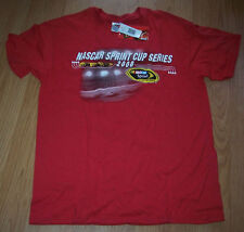 NASCAR 2008 Sprint Cup Series Racing Red T-Shirt Mens Size L - New with Tag