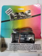 PAC SWI-6 CAR STEERING WHEEL CONTROL INTERFACE ADAPTER