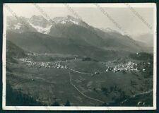 Belluno Vigo Laggio di Cadore Foto FG cartolina VK3196