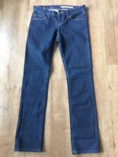 DKNY Skinny Dark Navy Blue Jeans, Stretch, Slim Fit, Sz 28R  HURU2175