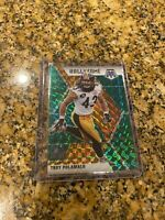 Troy Polamalu 2020 Mosaic Hall Of Fame GREEN Prizm! STEELERS