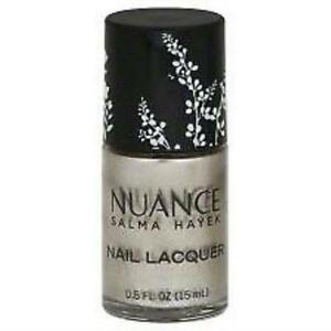 Nuance 345 Goldstone Salma Hayek Matte Nail Lacquer 0.45 fl oz
