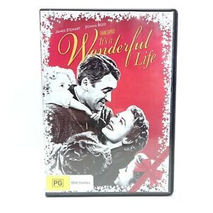 Its A Wonderful Life DVD LIKE NEW CONDITION