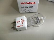 Bulb lamp DYS DYV BHC 120v 600w tungsten halogen GZ9.5 A1/264  ..... 5 fx