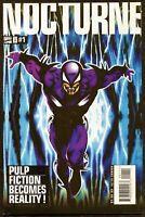 Nocturne #1, Jun. 1995 Marvel Comics, $1.50 - VF+