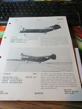 Militaria - 1950 - OPNAV 32P-1200 - Official Warplane ID - US Helicopters