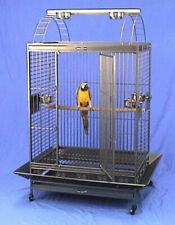 Extra Large Lani Kai Lodge Open PlayTop Large Parrot Bird Cage With Stand 240