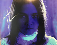 Isabelle Fuhrman Signed Matte 8x10 Orphan horror movie Photo