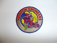 0643 WW2 US Army Air Force Aviation Engineers patch R13B