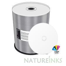 100 Professional Line White printable Blank CD CD-R 700MB 80min 52x diamond dye