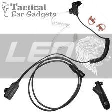 HAWK LAPEL MIC WITH QUICK RELEASE FOR MOTOROLA HT750 HT1250 MTX8250 MTX9250 PRO