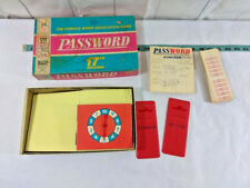 VINTAGE 1977 Milton Bradley MB PASSWORD Game (4260) - 17th Edition Complete