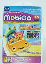 "Vtech MobiGo Software Cartridge ,Team Umizoomi ""The Great Umicar Rescue""  NEW"