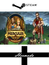 12 Labours of Hercules IV: Mother Nature Steam Key - for PC, Mac or Linux