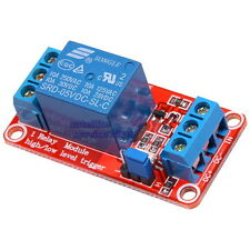 1-Canale Relè 5V Modulo H/L High e Low Level Trigger con Optocoupler Arduino