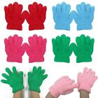 Baby Kids Toddler Girls Boys Winter Warm Magic Mittens Gloves Handy Solid Plain