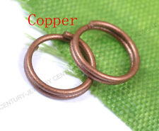 Jump Rings Open Connectors Jewelry Make Findings 4MM,5MM,6MM,7MM,8MM,10MM,12MM