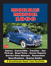 Morris Minor 1000 Road Test Portfolio.