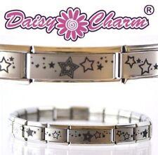 JSC Shooting Stars Italian Charm Starter Bracelet  Gift