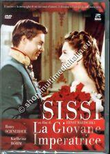 SISSI LA GIOVANE IMPERATRICE (1962) - DVD NUOVO!