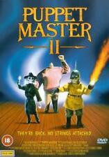 Puppet Master 2 [DVD] -NEW SEALED FREEPOST