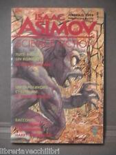 ISAAC ASIMOV SCIENCE FICTION MAGAZINE Febbraio 1993 Skull City Shepard Simmons