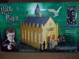 HARRY POTTER AND THE ORDER OF THE PHOENIX HOGWARTS THE GREAT HALL NEW