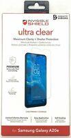 Samsung Galaxy A20e Screen Protector - ZAGG InvisibleShield Ultra Clear