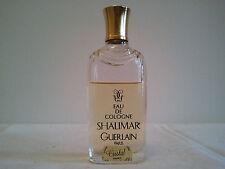 Vintage Guerlain SHALIMAR 25ml EDC Splash Used Women's Perfume Fragrance Rare